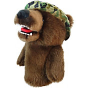 Daphne's Headcovers Military Bear Headcover