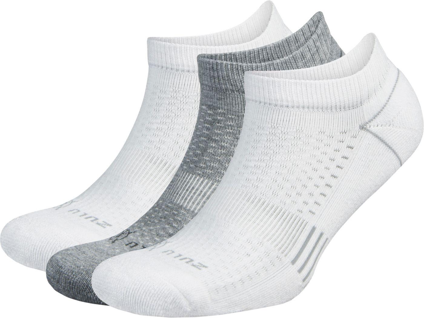 Balega Zulu No Show Socks - 3 Pack