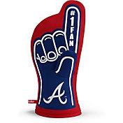 You The Fan Atlanta Braves #1 Oven Mitt