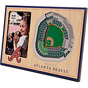 You the Fan Atlanta Braves 3D Picture Frame