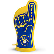 You The Fan Milwaukee Brewers #1 Oven Mitt