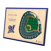 You the Fan Milwaukee Brewers Stadium Views Desktop 3D Picture