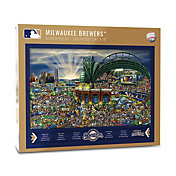 You the Fan Milwaukee Brewers Find Joe Journeyman Puzzle