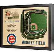 You the Fan Chicago Cubs 25-Layer StadiumViews 3D Wall Art