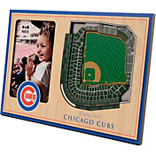 You the Fan Chicago Cubs 3D Picture Frame