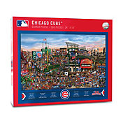 You the Fan Chicago Cubs Find Joe Journeyman Puzzle