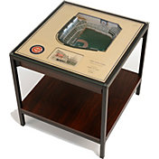 You The Fan Chicago Cubs 25-Layer StadiumViews Lighted End Table