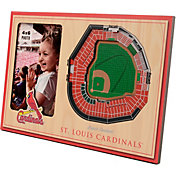 You the Fan St. Louis Cardinals 3D Picture Frame