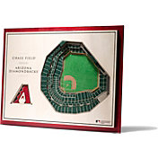 You the Fan Arizona Diamondbacks 5-Layer StadiumViews 3D Wall Art