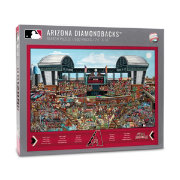 You the Fan Arizona Diamondbacks Find Joe Journeyman Puzzle