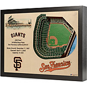 You the Fan San Francisco Giants 25-Layer StadiumViews 3D Wall Art
