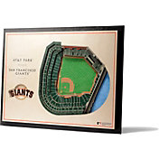 You the Fan San Francisco Giants 5-Layer StadiumViews 3D Wall Art