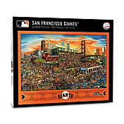 You the Fan San Francisco Giants Find Joe Journeyman Puzzle