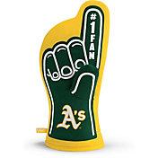 You The Fan Oakland Athletics #1 Oven Mitt
