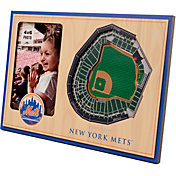 You the Fan New York Mets 3D Picture Frame