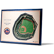 You the Fan New York Mets 5-Layer StadiumViews 3D Wall Art
