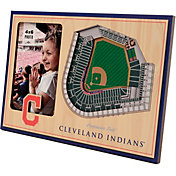 You the Fan Cleveland Indians 3D Picture Frame