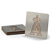You the Fan Los Angeles Angels Coaster Set