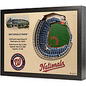 You the Fan Washington Nationals 25-Layer StadiumViews 3D Wall Art