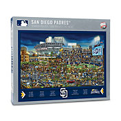You the Fan San Diego Padres Find Joe Journeyman Puzzle