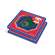 You the Fan Philadelphia Phillies 3D Stadium Views Coaster Set