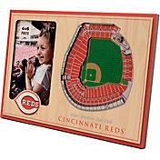 You the Fan Cincinnati Reds 3D Picture Frame