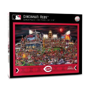 You the Fan Cincinnati Reds Find Joe Journeyman Puzzle