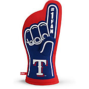 You The Fan Texas Rangers #1 Oven Mitt