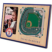 You the Fan Texas Rangers 3D Picture Frame