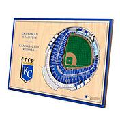 You the Fan Kansas City Royals Stadium Views Desktop 3D Picture