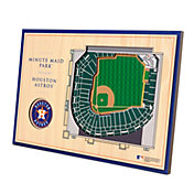 You the Fan Houston Astros Stadium Views Desktop 3D Picture