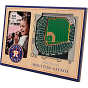 You the Fan Houston Astros 3D Picture Frame