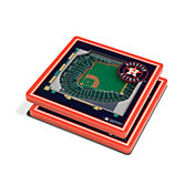 You the Fan Houston Astros 3D Stadium Views Coaster Set