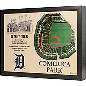 You the Fan Detroit Tigers 25-Layer StadiumViews 3D Wall Art
