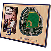 You the Fan Detroit Tigers 3D Picture Frame