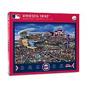 You the Fan Minnesota Twins Find Joe Journeyman Puzzle
