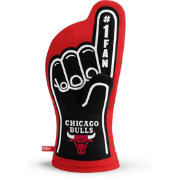 You The Fan Chicago Bulls #1 Oven Mitt