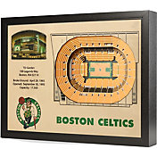 You the Fan Boston Celtics 25-Layer StadiumViews 3D Wall Art