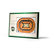 You the Fan Boston Celtics 5-Layer StadiumViews 3D Wall Art