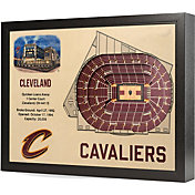 You the Fan Cleveland Cavaliers 25-Layer StadiumViews 3D Wall Art