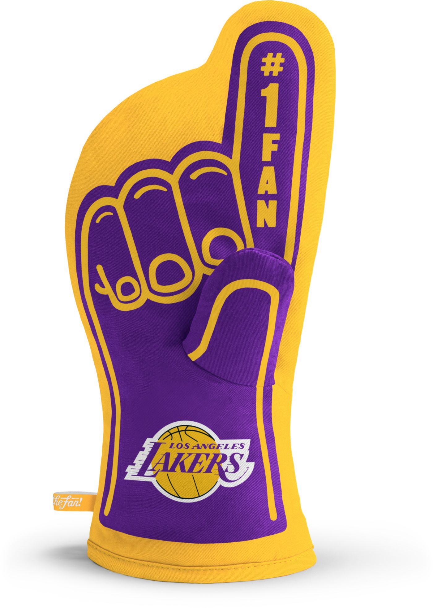 You The Fan Los Angeles Lakers #1 Oven Mitt