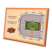 You the Fan Oklahoma State Cowboys Stadium Views Desktop 3D Picture