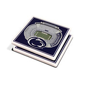 You the Fan Penn State Nittany Lions 3D Stadium Views Coaster Set