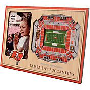 You the Fan Tampa Bay Buccaneers 3D Picture Frame
