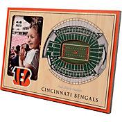 You the Fan Cincinnati Bengals 3D Picture Frame