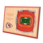 You the Fan Kansas City Chiefs Stadium Views Desktop 3D Picture