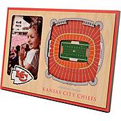 You the Fan Kansas City Chiefs 3D Picture Frame