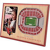You the Fan Arizona Cardinals 3D Picture Frame