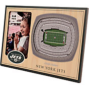 You the Fan New York Jets 3D Picture Frame