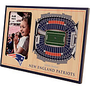 You the Fan New England Patriots 3D Picture Frame